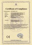 CE Certificate - LVD