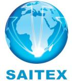 We sincerely invite you to pay attention to our participation in the SAITEX(2011)