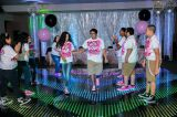 LED dance floor used in party in USA