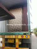 film faced plywood loose packing loading