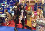 Superboy Playground Equipment Exhibition in Dubai