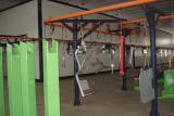 Fitness equipment workshop