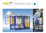 EPS Energy-efficient Shape Moulding Machine with Vacuum
