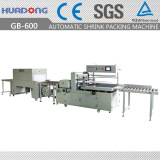 CE Approved Automatic Tissue Boxes Shrink Wrapping Machine