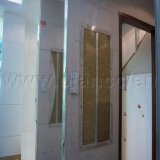 Medium density fiber cement board or calcium silicate board ceiling/ partition
