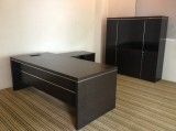 Office Furniture Showroom-Executive furniture Set