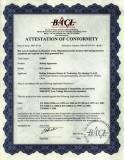 Amyni CE Certificate