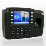 Advanced Fingerprint Time Attendance & Access Control Terminal