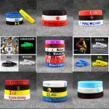 recycled silicone wristband