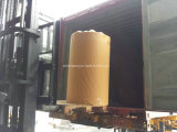 Loading the Solid Polycarbonate Sheets into 20FT container on June 6