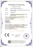 USB Flash Drive Certificate