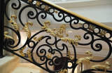beautiful and durable wrought iron railing