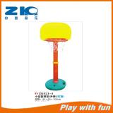 small plastic basketball hoop on sell