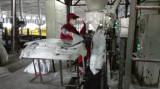 production line of urea