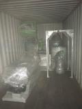 ACS300/80 Recycling and Pelletizing machine shipped to Hanoi
