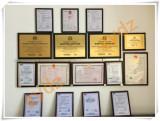 GuangYuan Induction Heating Equipment Certificate