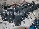 E/P converter in workshop