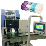 Automatic Pocket Tissue Paper Counting Machine