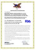 FDA of CO2 laser marking machine