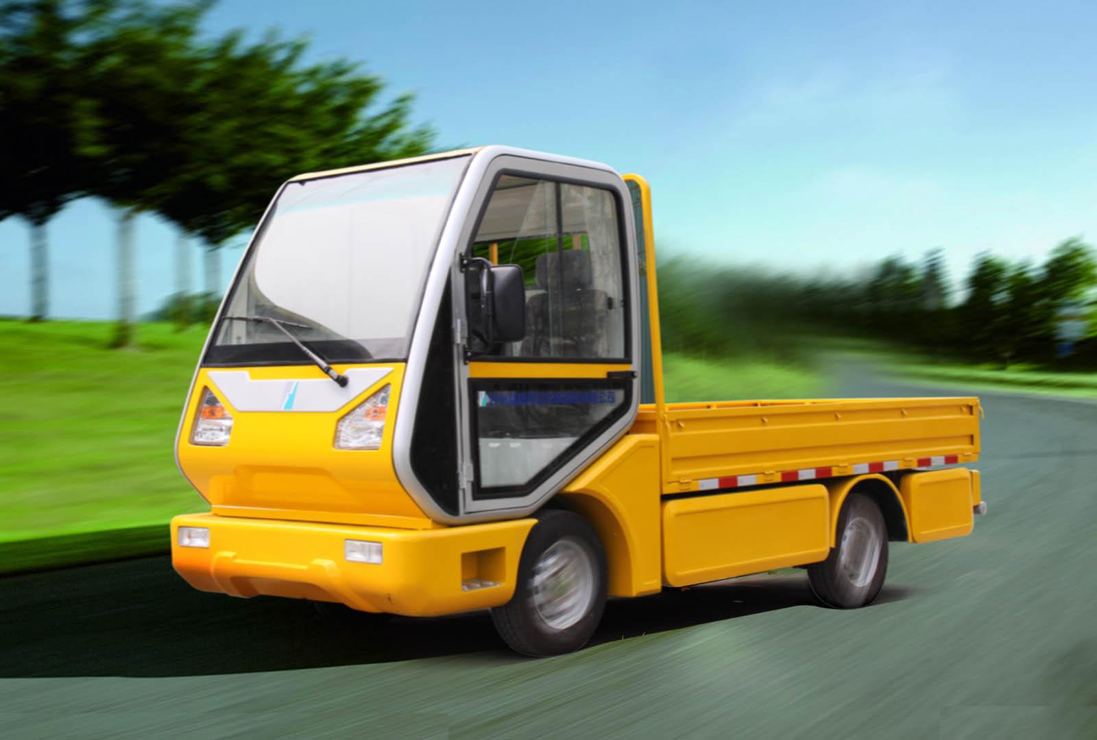 Electric mini-truck
