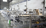 Blister packing machine plant