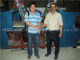Install 3D panel mesh machine in UAE