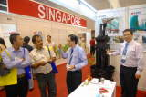 We have attended ASIAWATER 2012
