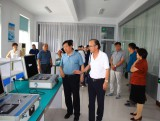 President Dr. Liu Changxin of PRIAC visited Zibo Qianyan Medical