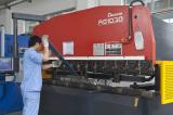 AMADA-GR1030 CNC bending machine