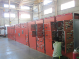 MCC Panels in Sweage treatment plant