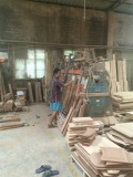 wood door manufacturer assembling