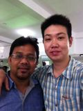 Engineer Mr. Li in India