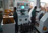Pressure test bench