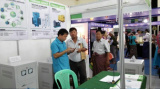 International branded show 2015 in Yangon