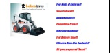Super Sidewall Skid Steer Tire (Pneumatic and Solid Type all available)