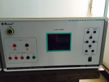 damped oscillating wave generator