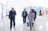 Personnel Department Leadership of High-Tech Zone To Visit Jining City Industrial And Information Co