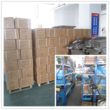 Semi and finished products warehouse