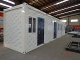 Standard 20′ container house