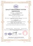 Certificates 9001