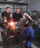 Poland Client Visit Us for Ampoule Filling Machine. 2012-1-6