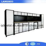 Assembled cabinet