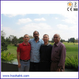 2009 India customer visit HOOHA