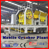 Jaw Crusher for mobile crushing plant