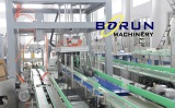 automatic Carton box packing line