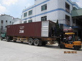 Machine export to abroad-Brazil