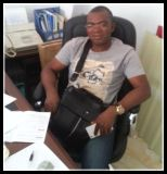 African man want to work in our company when see our good factory