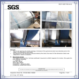SGS-Galvalume steel coil