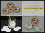 DAILY RFID customizes Disc RFID Sticker for Preventing Losing