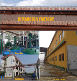 DIMACOLOR FACTORY and WORKSHOP